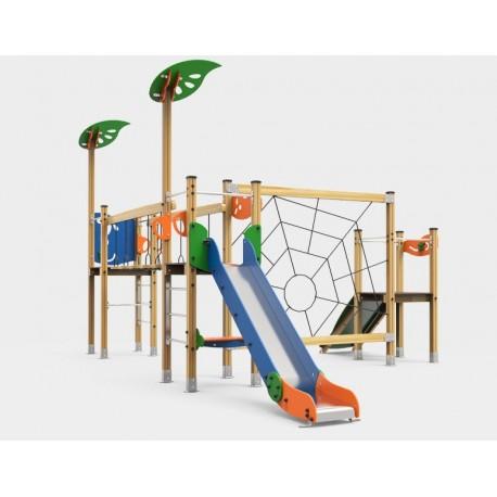 Structures de jeux pour enfants