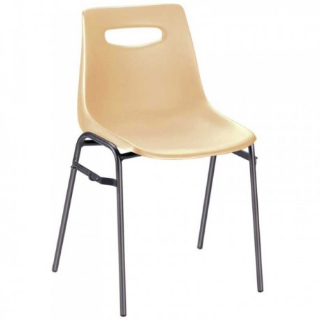 chaise coque campus - Chaise Coque