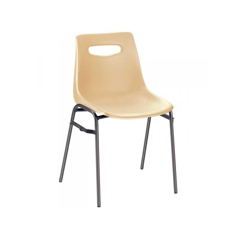 chaise coque campus. Black Bedroom Furniture Sets. Home Design Ideas