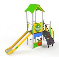 Aire de jeux pour enfants de 3 à 14 ans