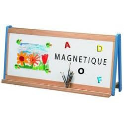 Chevalet mural magnétique