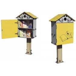 Bibliothéque extérieure pour enfants