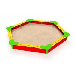 Bac a sable géant