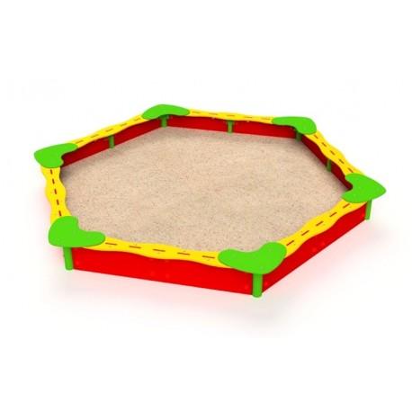 aire de jeux bac sable pour enfants. Black Bedroom Furniture Sets. Home Design Ideas