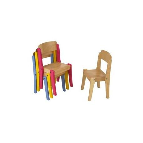 Chaise empilable (TC au T3)