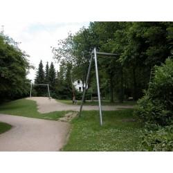 Tyrolienne double longueur 30 m