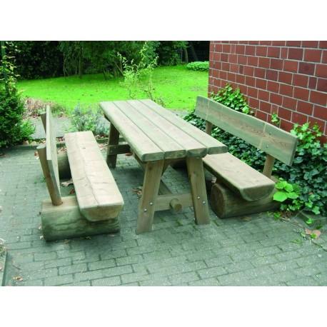 table pique nique foresti re table pique nique pour espace vert. Black Bedroom Furniture Sets. Home Design Ideas