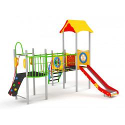 Aire de jeux pour enfants de 0 à 14 ans