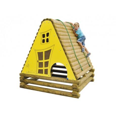 Cabanes pour école