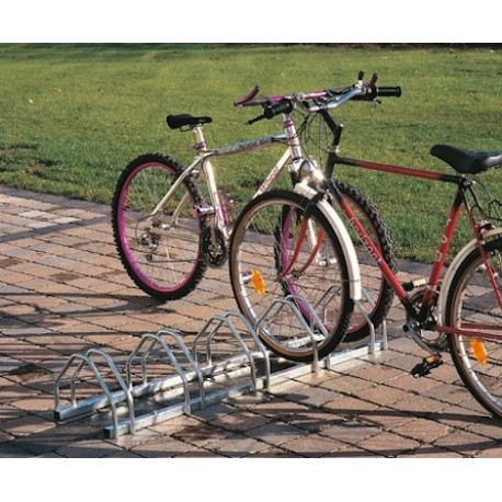 Support à vélos standard 5 places