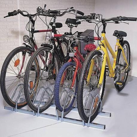Support à vélos standard 4 places