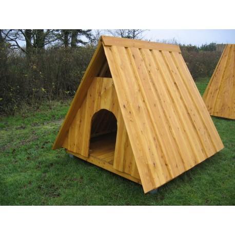 Cabane antique pour enfants