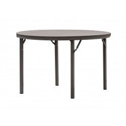 Table pliante ronde