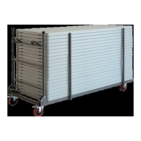 Chariot pour tables XL240