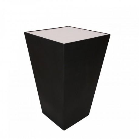 Table haute polyvalente en polyéthylène