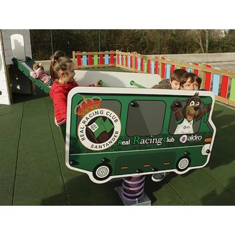 Le bus des enfants 4 places pour enfants de 1 à 12 ans