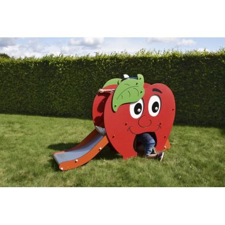 Toboggan la pomme normande