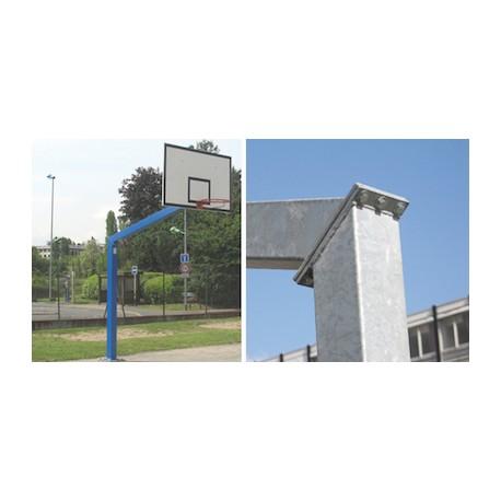 But de basket de compétition (tube carré)