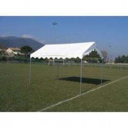 Barnum, tente de réception plein air 5x4 complète - 20 m²
