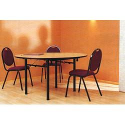 Table Réunion ronde