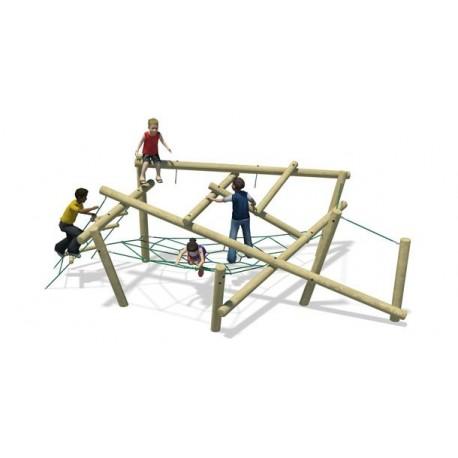 Structure de jeux Orang-Outan