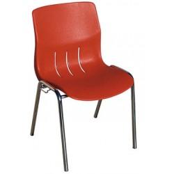 Chaise coque Ergonomique avec protection anti-feu M2