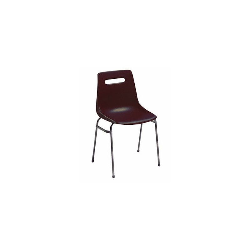 Chaise coque campus for Chaise coque