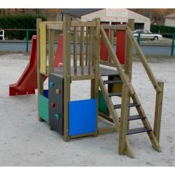 Mirador - Structure de jeux extérieurs pour enfants