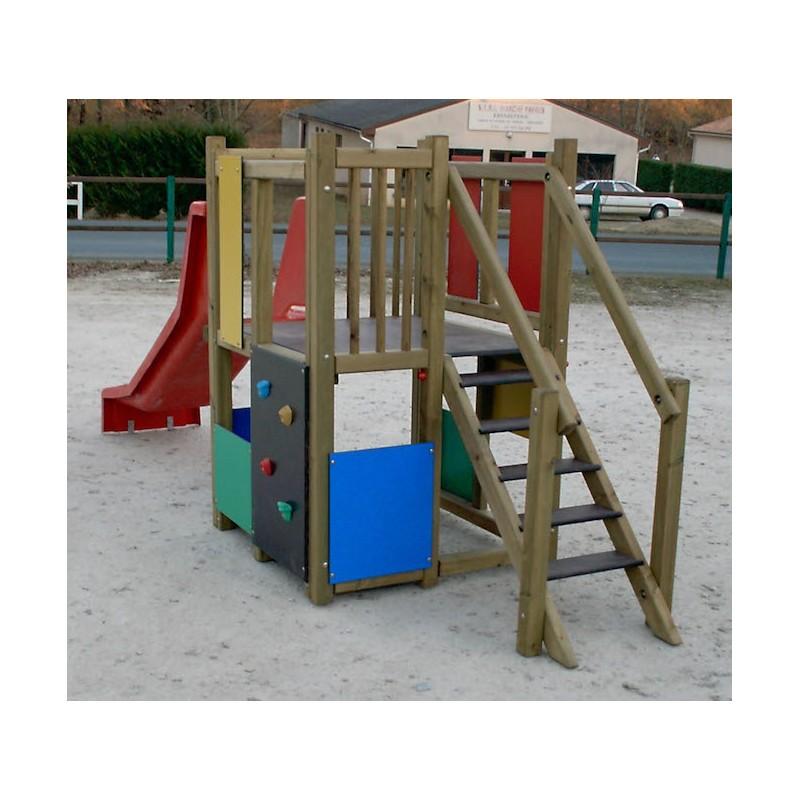 mirador structure de jeux ext rieurs pour enfants. Black Bedroom Furniture Sets. Home Design Ideas