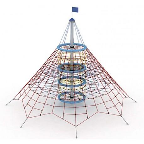 La pyramide infinie