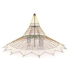 La grande pyramide de cordes