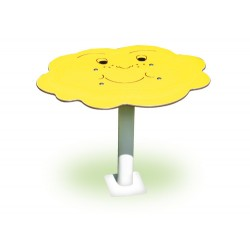 Table enfants nuage