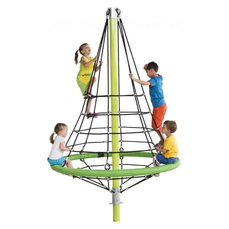 Pyramide de cordes Excalibur