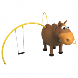 """Structure de jeux """"le cheval"""""""